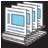 HTML 自動生成するノ - アイコン